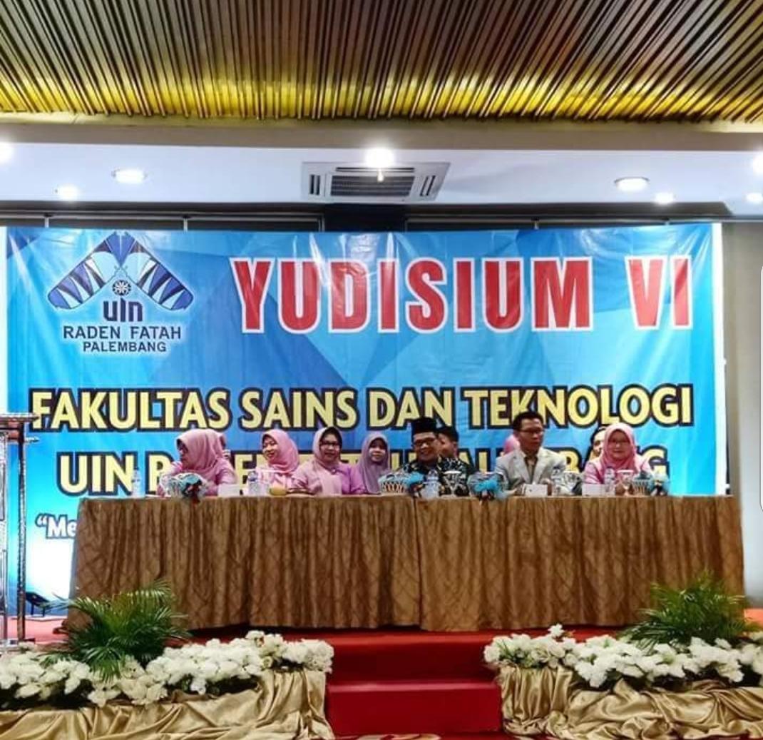 Uin Raden Fatah Palembang Yudisium Ke 6 Fst Pecahkan Rekor Sebelumnya